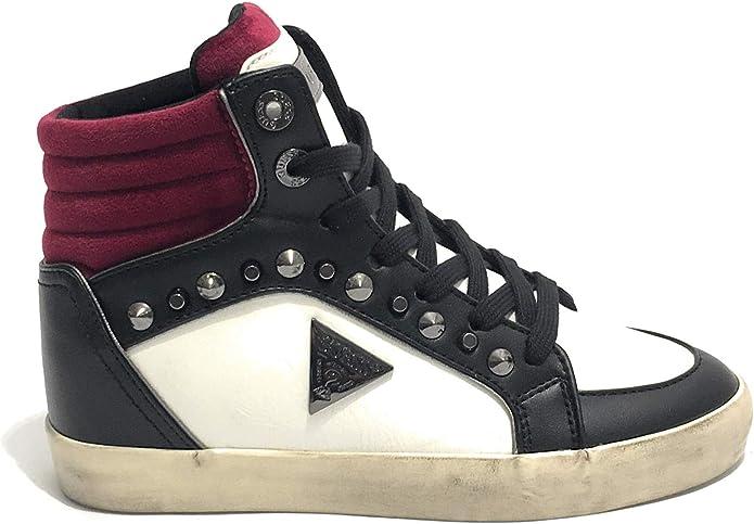 Guess Scarpe Donna Sneaker Alto MOD. Porcia Bootie in