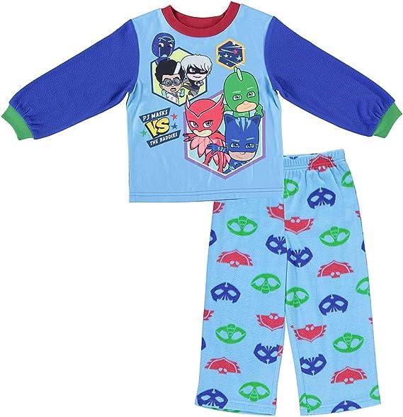 2-Piece Long Sleeve Pajama Set Entertainment One Boys PJ Masks Pajamas