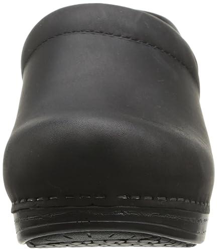 Dansko Pro XP Oiled Damen US 9 Schwarz Breit Pantoletten Schuhe EU 39 IOefM5hvDP