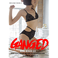 Ganged MMMF Menage Sex: Rough Taboo Foursome with Hard Sexy Men Finishing Inside (Fertile Brat Finishes Book 6) (English Edition)