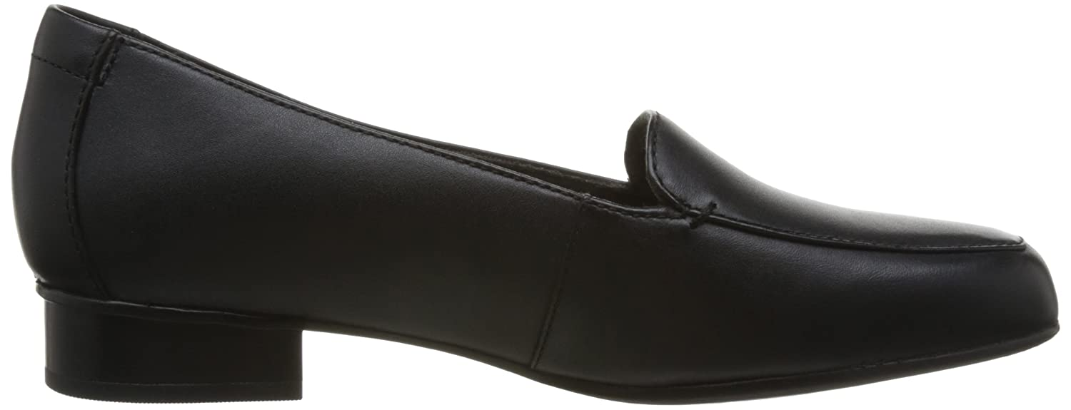 Clarks Juliet Womens Shoe Juliet Clarks Lora Black Leather  - d0d7d6