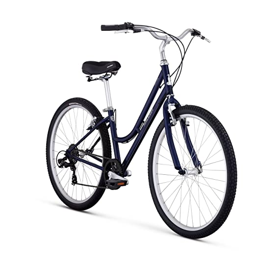 Amazon Com Raleigh Bikes Venture Step Thru Comfort Bike Sports