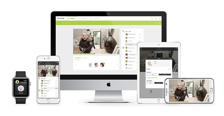 Netatmo Welcome NSC01 - Cámara wi-fi con reconocimiento Facial: Amazon.es: Bricolaje y herramientas