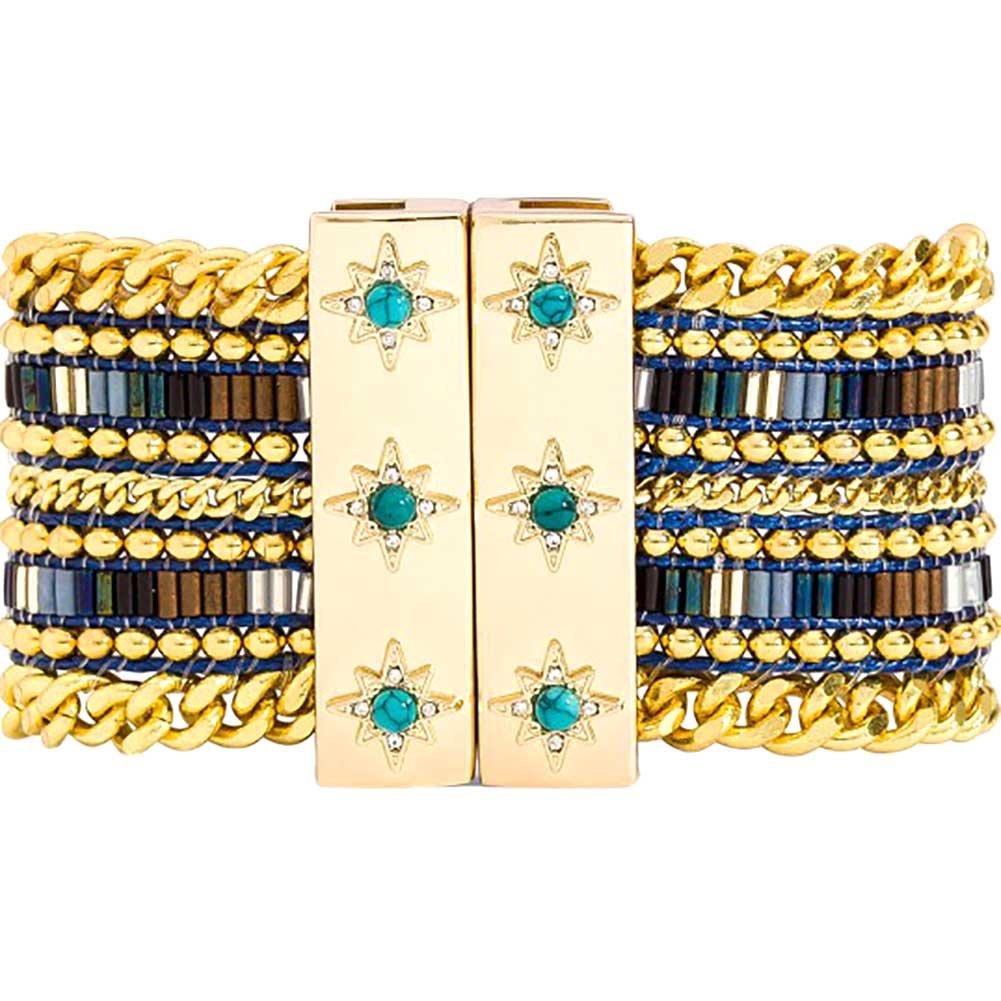 HIPANEMA Cary Multi Strand Bracelet
