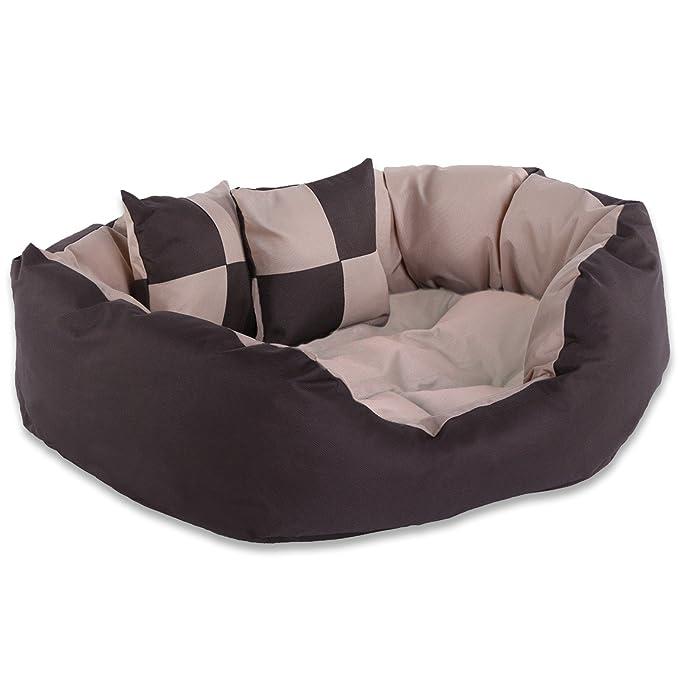 120 opinioni per Dibea Cuscino per Cani Marrone/Beige- 65 X 50 X 20 Cm