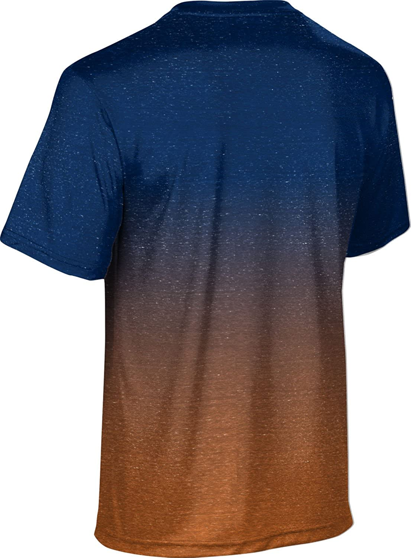 ProSphere Bucknell University Mens Performance T-Shirt Ombre