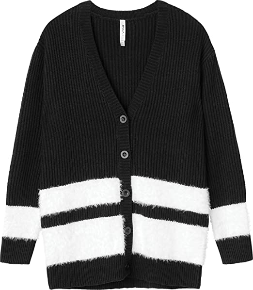 RVCA Juniors Warm One Cardigan Sweater