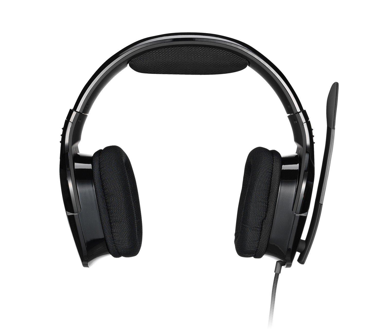 Cooler Master Sirus C Gaming Headset 'Weiße LED-Beleuchtung, Lautstärkeregler mit Stummschalter, 2.2 Channel, 44mm Treibern' SGH-4650-KC3D1 by Cooler Master (Image #3)