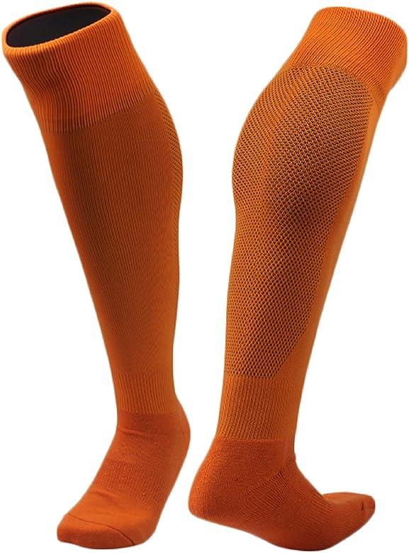 Lian LifeStyle Girls 1 Pair Knee Length Sports Socks Striped Size XS//S//M