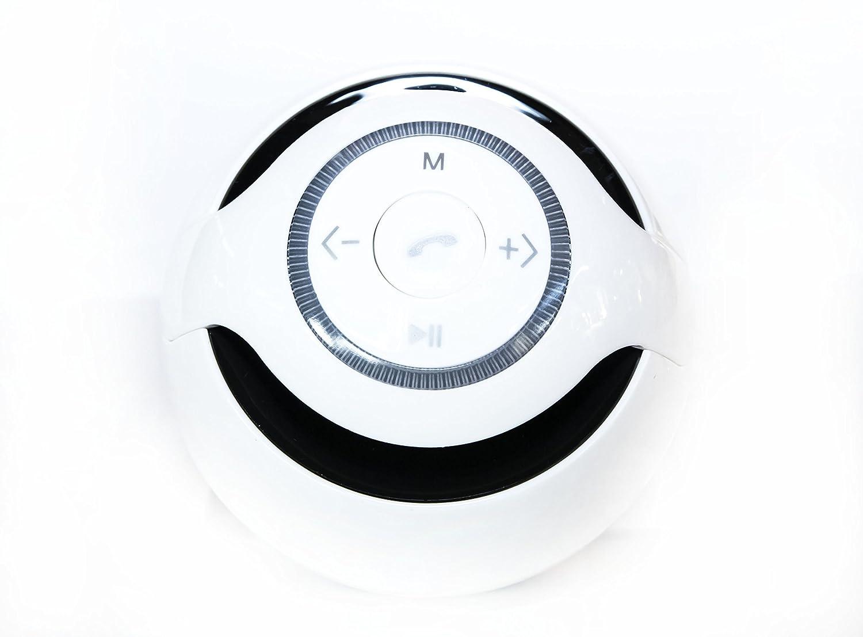 Amazon.com: Yst-175 Portable Bluetooth Mini Speaker with Multi-colors Wireless Ball (White): Electronics