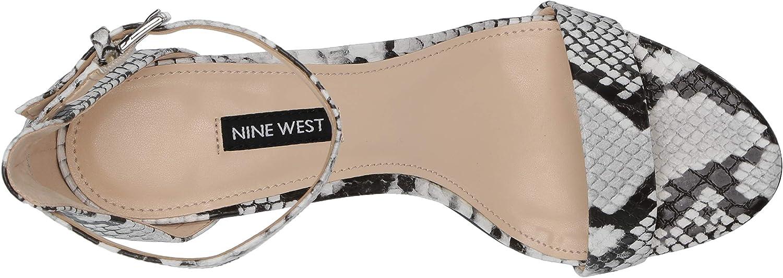 Nine West Femmes Sandales À Talon Blanc