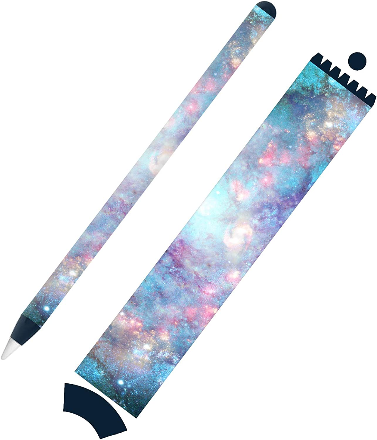 Head Case Designs Officially Licensed Barruf Abstract Space 2 Art Mix Vinyl Sticker Skin Decal Cover Compatible with Apple Pencil 2nd Gen