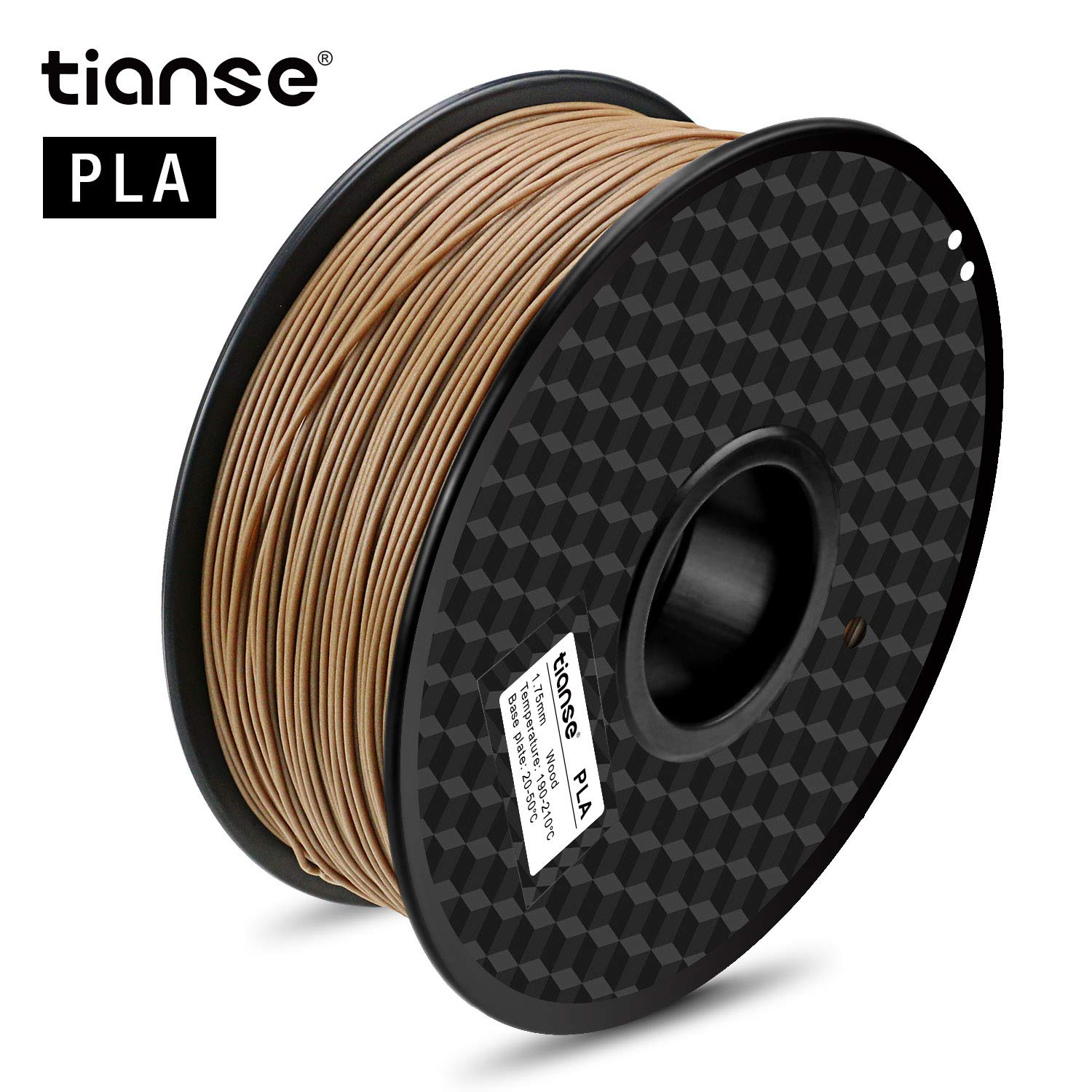 3d Printer Consumables Black Computers/tablets & Networking Sporting New Amazon Basics 3d Printer Filament 1 Kg 1.75mm Abs