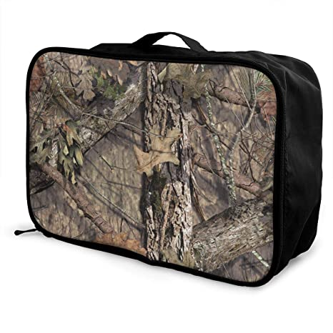 0d32512a75c41 Travel Duffle Bag Weekender Bag In Trolley Handle - Camouflage Camo Luggage  Hanging Bag Waterproof Nylon