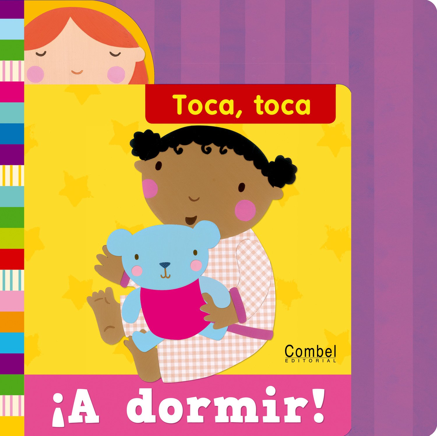 ¡A dormir! (Toca toca series) (Spanish Edition) (Spanish) Board book – November 1, 2013