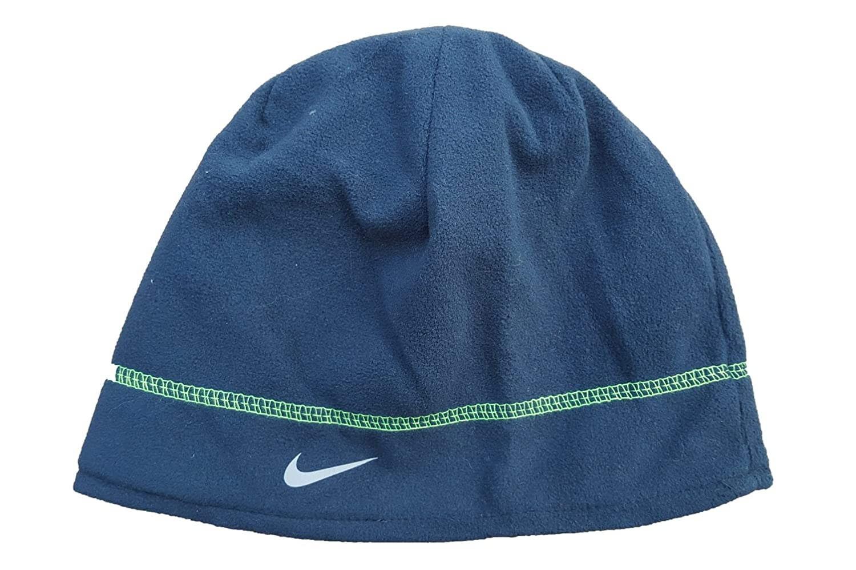 fb7abf95bd2a9 Amazon.com: Nike Micro Fleece Performance Beanie (Big Kids) Armory ...