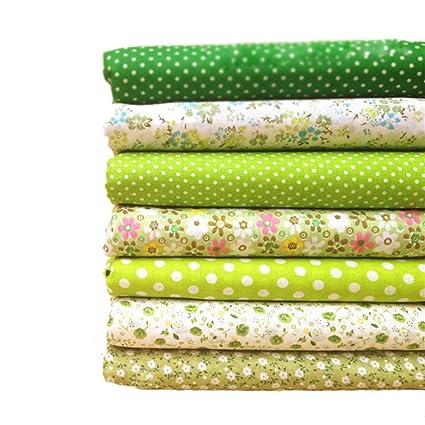 Pack de telas de algodón para patchwork de Souarts, telas ...