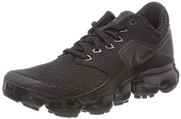sale retailer aad09 b3c64 Nike Air Vapormax (GS) Chaussures de Running Compétition garçon, Noir  Black-Dark