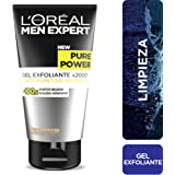 Gel exfoliante anti acné, Men Expert L'Oréal Paris, 150 ml