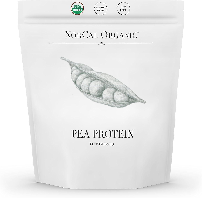 Source Organic - Premium Pea Protein Isolate - 100% Vegan and Organic