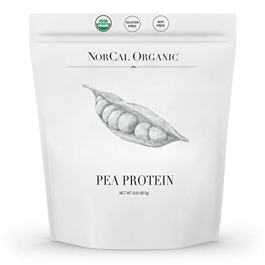 Source Organic 100% Vegan and Organic Premium Pea Protein Isolate