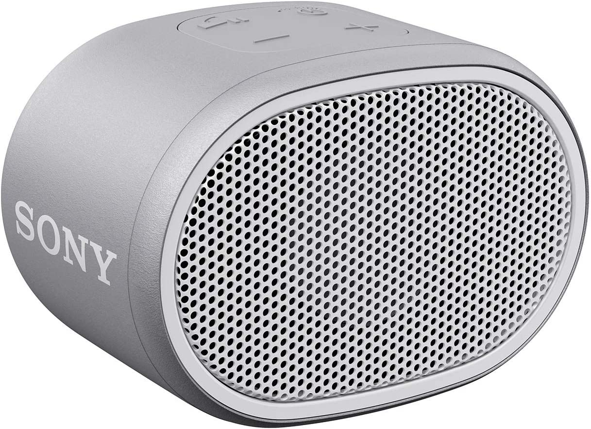 Sony XB01 Portable Bluetooth Speaker (White)