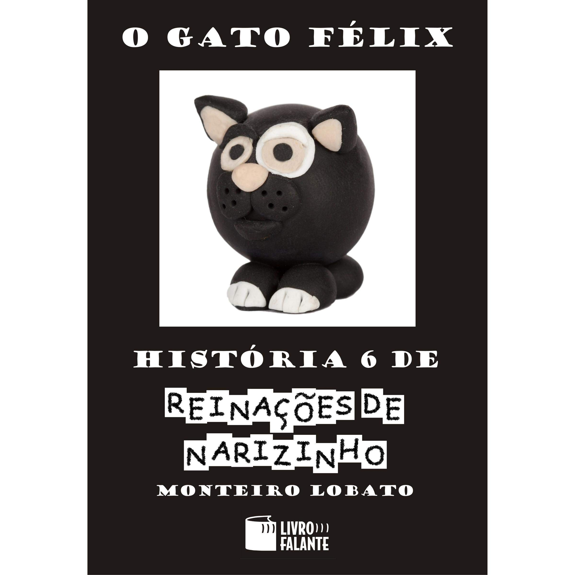 O gato Félix | Audiolivro