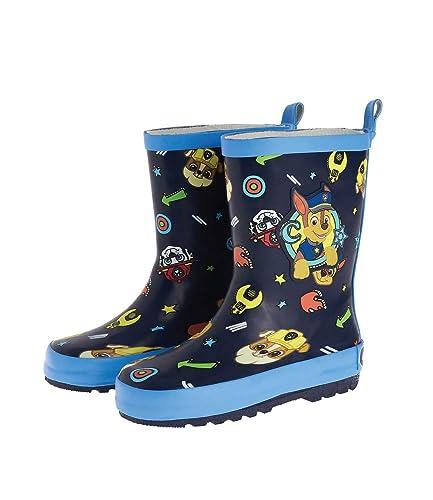 8af3a487f7d24 Pat  Patrouille Bottes DE Pluie  Amazon.fr  Chaussures et Sacs