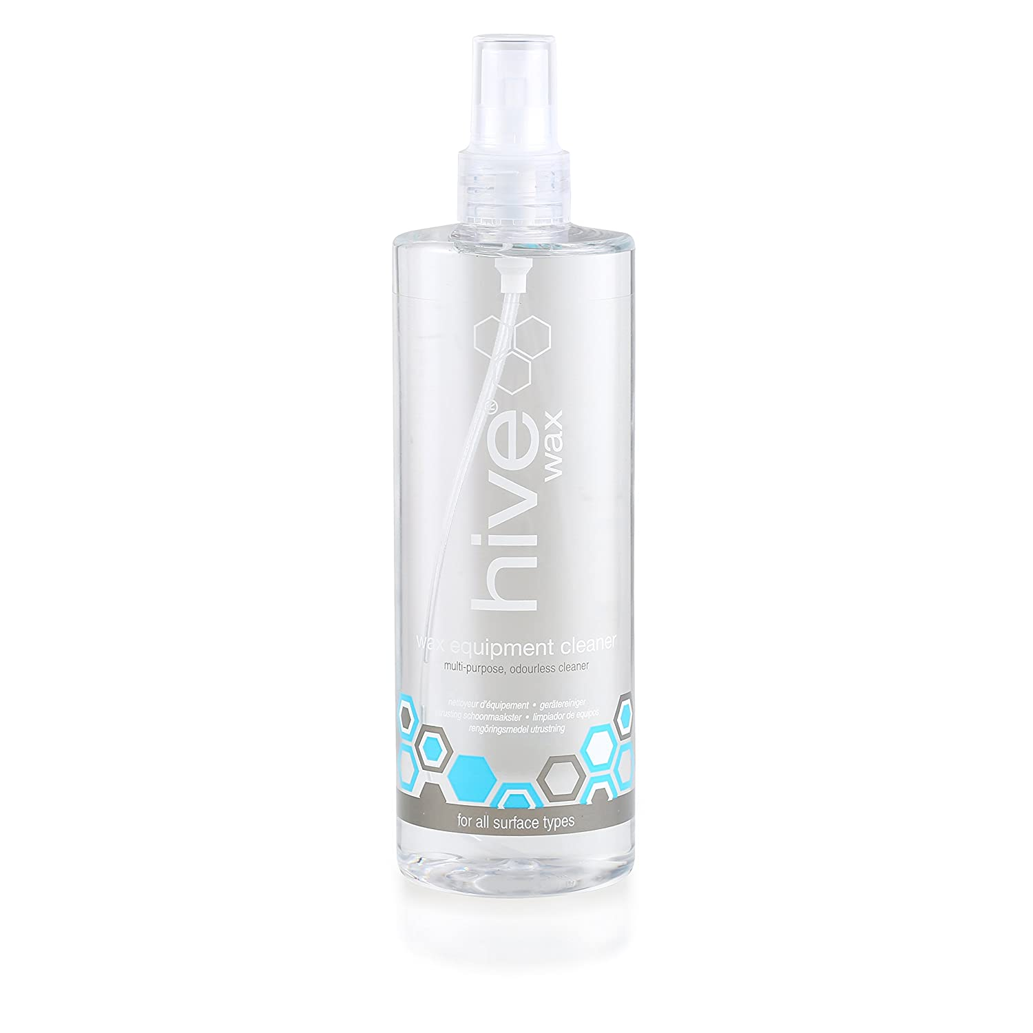 Hive of Beauty Professional Wax Equipment Cleaner Spray Wax Remover 400ml CODE: HOB5560