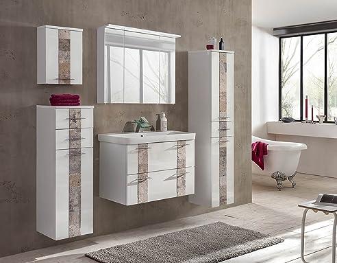 Badeinrichtung, Badezimmereinrichtung, Badmöbel, Komplettset