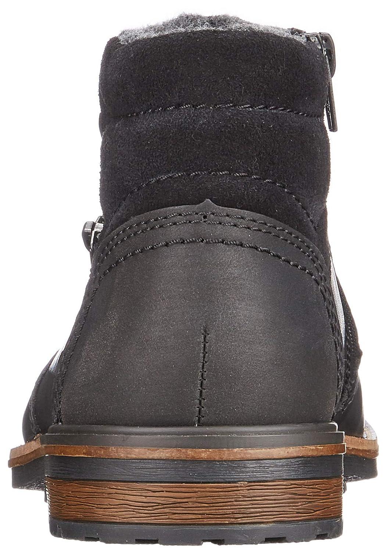 fa249e9300aef Rieker F1372, Bottes   Bottines Classiques Homme  Amazon.fr  Chaussures et  Sacs