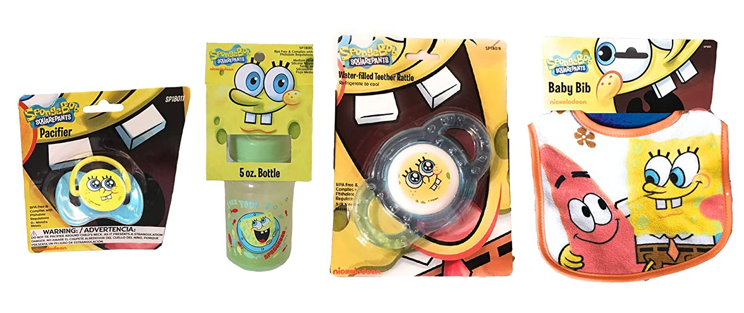 Amazon.com : Nickelodeons SpongeBob SquarePants Baby ...