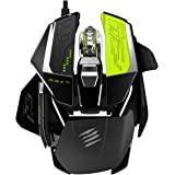 Mad Catz R.A.T. PRO X Gaming Mouse [PixArt PMW3310] - Black