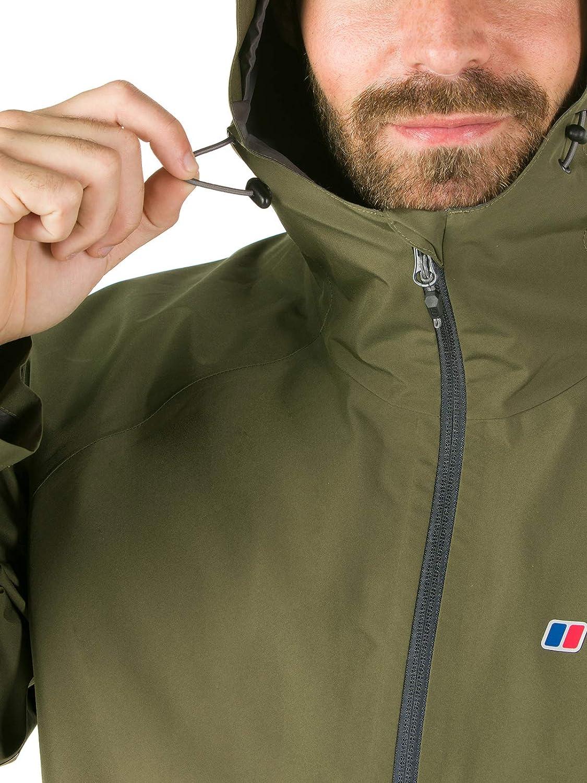 Berghaus Mens Paclite 2.0 Gore-Tex Waterproof Shell Jacket