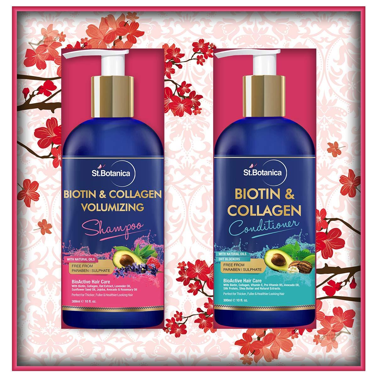 Amazon.com: Champú para el cabello StBotanica Biotin ...