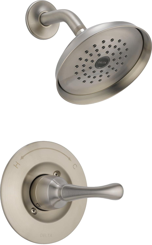 cheap Delta 142960-SS Talbott Monitor 14 Series Shower Only, Stainless