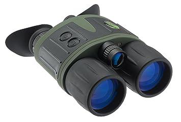 Fernglas Mit Entfernungsmesser Und Nachtsicht : Luna optics ln nvb fernglas nachtsicht schwarz amazon kamera