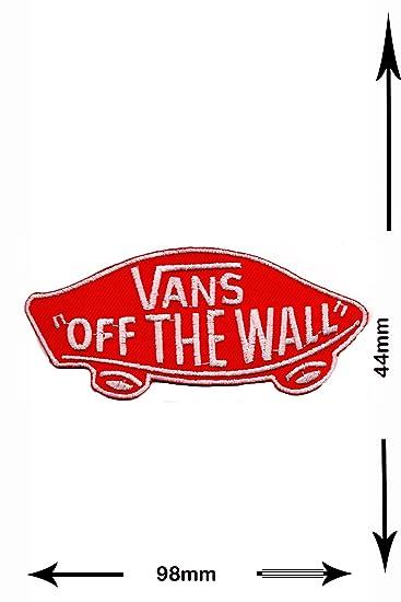 aufnäher patches vans