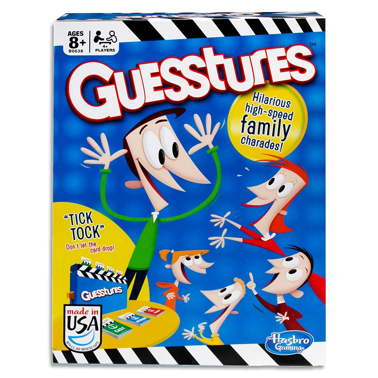 Taboo /& Guesstures card decks only