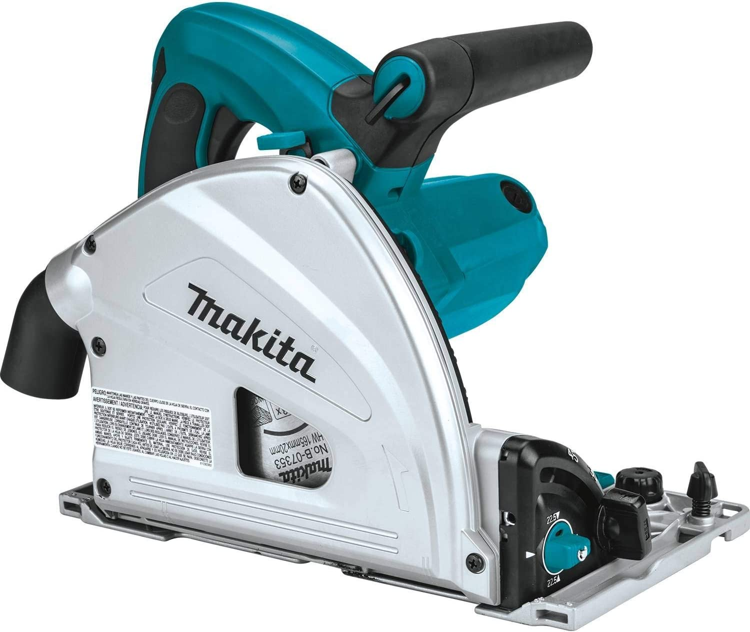 2. Makita SP6000J1 6 1/2 Circular Saw