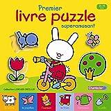 Longues oreilles - Premier livre puzzle superamusant (2-4 ans)