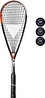 Tecnifibre Dynergy AP 125 Racchetta da squash + Balls