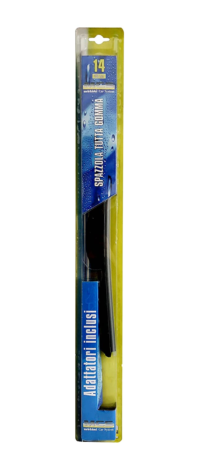 Melchioni 360007502/Wiper Blade with Spoiler Rubber Whole 14/ 350/mm