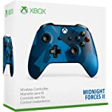 Xbox One Wireless Controller - Midnight Forces Edition