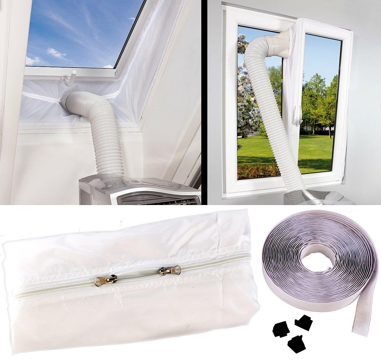 Sichler Haushaltsgeräte Klimaanlage Auslass: Abluft ...