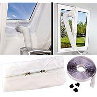 Bâche isolante pour fenêtre ''Hot Air Stop''