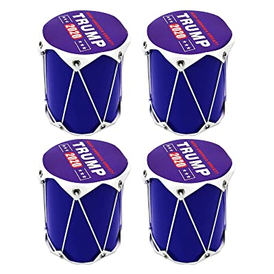 4 Pack Cheering drums for trump election, Noisemakers for trump 2020 election stuff,Thunder Sticks for Supporting President Election, Make America Great Again。: Toys & Games