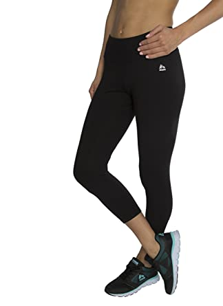 0840ad3d00b8ee RBX Active Women's Cotton-Spandex Jersey Leggings at Amazon Women's  Clothing store: