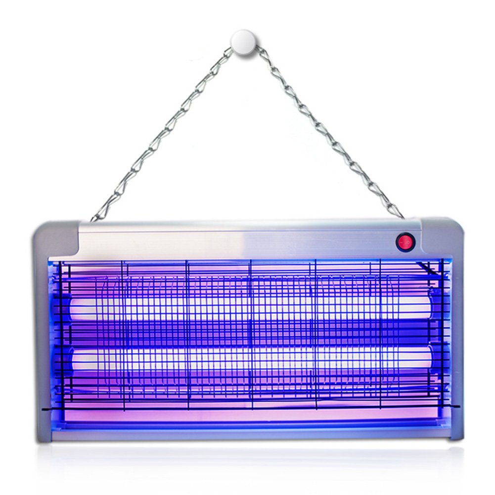 in vendita online JIANFEI Lampada Anti-zanzara Repellente Repellente Repellente Parassiti Trappola Scossa Elettrica Volare Vasta Area Sospensione A Muro LED 3 Dimensioni Opzionali (Dimensioni   LED2W-38  6  26cm)  risparmia il 35% - 70% di sconto