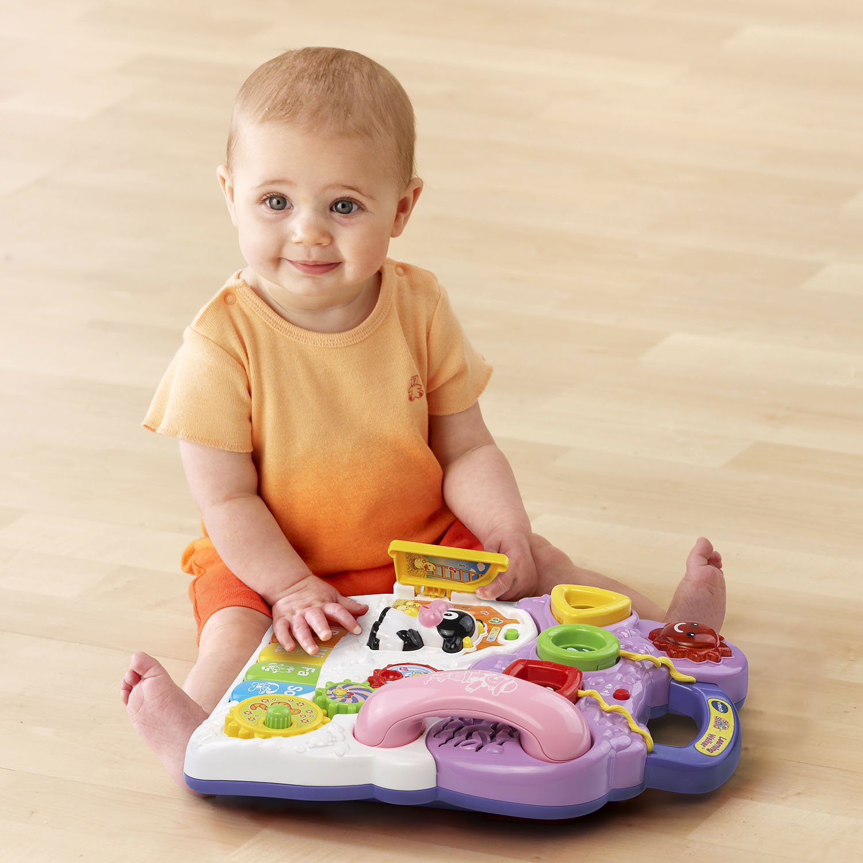 Caminadora Didáctica Para Bebé Andadera Divertida Estimulante Piano Vtech